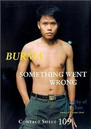 Burma : something went wrong : [the…