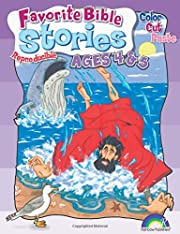 Favorite Bible Stories: Ages 4 & 5 –…