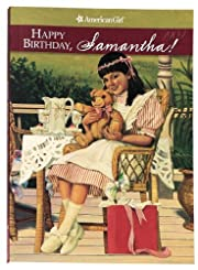 Happy Birthday Samantha!: A Springtime Story…