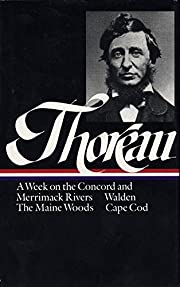 Henry David Thoreau : A Week on the Concord…