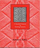 A Second Treasury of Knitting Patterns by…