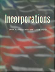 Incorporations (Zone 6) af Jonathan Crary