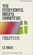 New International Biblical Commentary:…