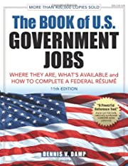 Book of US Government Jobs : Where They Are,…