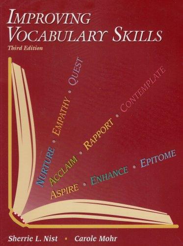How To Improve Vocabulary Pdf