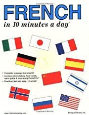 French in 10 Minutes a Day® (10 Minutes a…