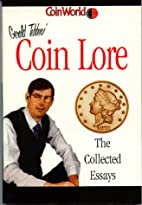 Gerald Tebben's Coin Lore by Gerald A.…