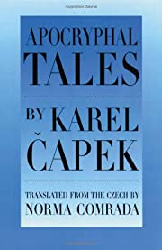 Apocryphal Tales de Karel Capek