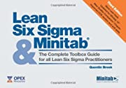 Lean Six Sigma and Minitab: The Complete…