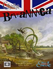 Cthulhu Britannica av Mike Mason