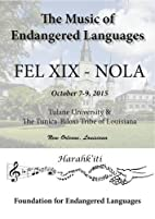 The music of endangered languages:…