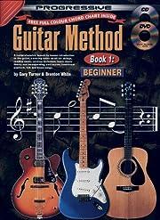CP54048 - Progressive Guitar Method - Book 1…