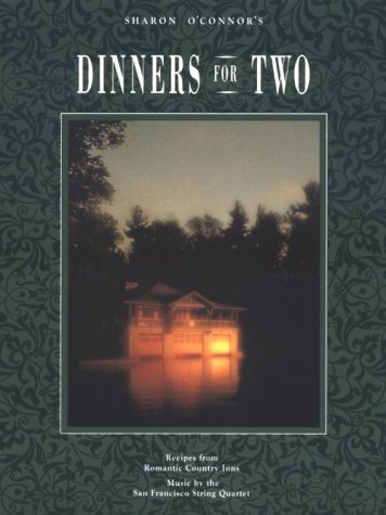 Dinners for Two: Cookbook with Music CD, O'Connor, Sharon