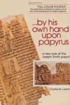 By His Own Hand Upon Papyrus: A New Look at…