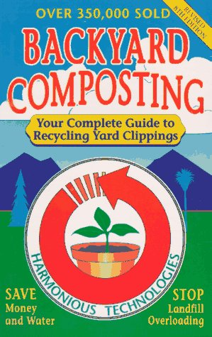 Image for Backyard Composting: Your Complete Guide to Recycling Yard Clippings