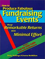 How to Produce Fabulous Fundraising Events:…