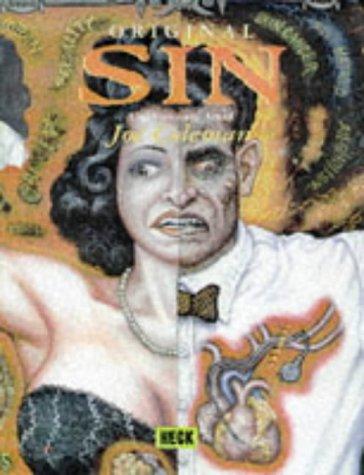 Original Sin: The Visionary Art of Joe Coleman, Jarmusch, Jim; Schechter, Harold