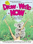 Draw Write Now, Book 7: Animals of the…