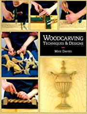 Woodcarving Techniques & Designs –…