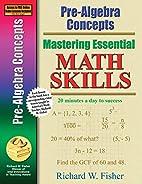 Pre-Algebra Concepts (Mastering Essential…