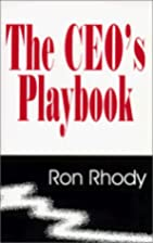 The CEO's Playbook by Ron Rhody