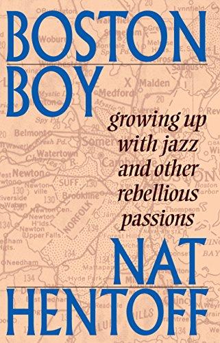 Boston Boy: Growing Up with Jazz