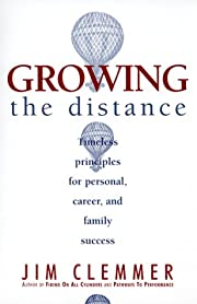 Growing the distance : timeless principles…