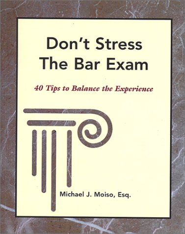 Advice & Sample Questions - Bar Examination Preparation