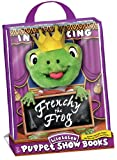 Frenchy The Frog Puppet Show Book Gift Set - Tote (Puppet Show Books)