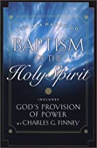 Baptism of the Holy Spirit by Asa Mahan