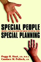 Special People, Special Planning-Creating a…