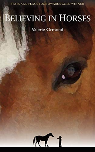 Book Cover - Believing In Horses