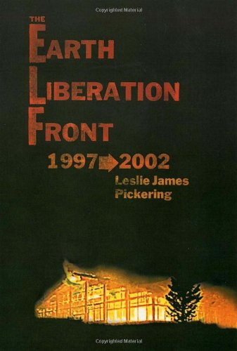 Image for The Earth Liberation Front: 1997-2002