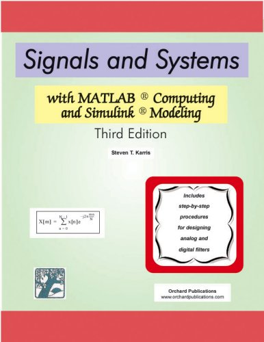 PDF] Signals and Systems with MATLAB Computing and Simulink Modeling