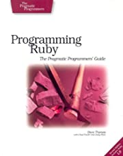 Programming Ruby: The Pragmatic Programmers'…