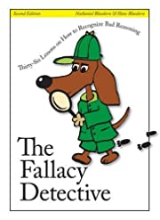 The Fallacy Detective: Thirty-Six Lessons on…