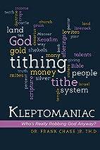 Kleptomaniac: Who's Really Robbing God…