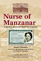 Nurse of Manzanar, A Japanese…