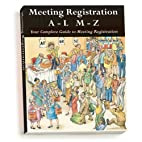 Meeting Registration A-L, M-Z by Nick…