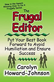 The Frugal Editor: Put your best book…
