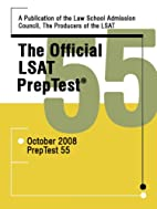 The Official LSAT Preptest 55 by Wendy…