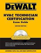 DEWALT HVAC Technician Certification Exam…