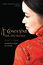 A Concubine for the Family: A Family Saga in…