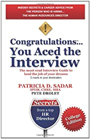 Congratulations You Aced the Interview The…