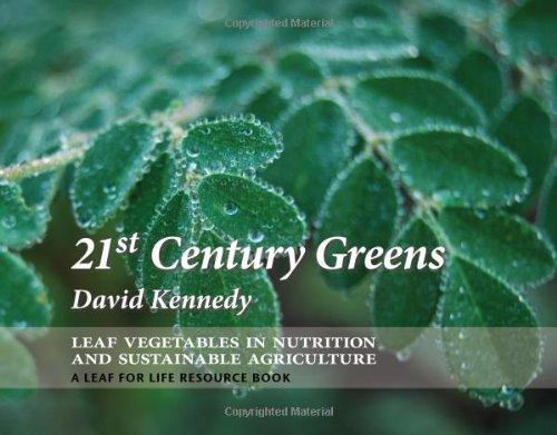 Twenty-first century greens :