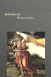 Selections by Frances de Sale av Francis de…