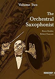 The orchestral saxophonist, volume 2