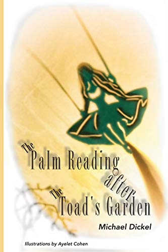 Book Cover - The Palm Reading after The Toad's Garden