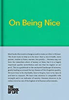 On Being Nice: This guidebook explores the…