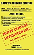 Motivational Interviewing for Campus Police…